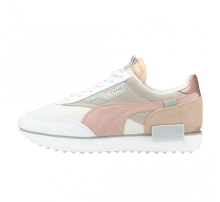 Puma Women's Future Rider Soft Metal Marshmallow/Natural Vachetta