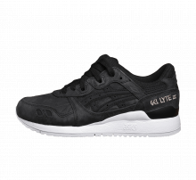 Asics Women's Gel-Lyte III Black
