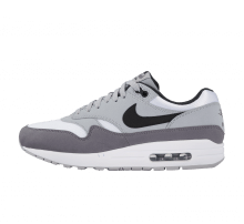Nike Air Max 1 White/Black-Wolf Grey