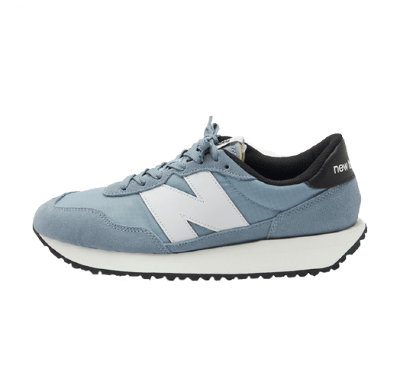 New Balance MS237UE1 Light Blue / White