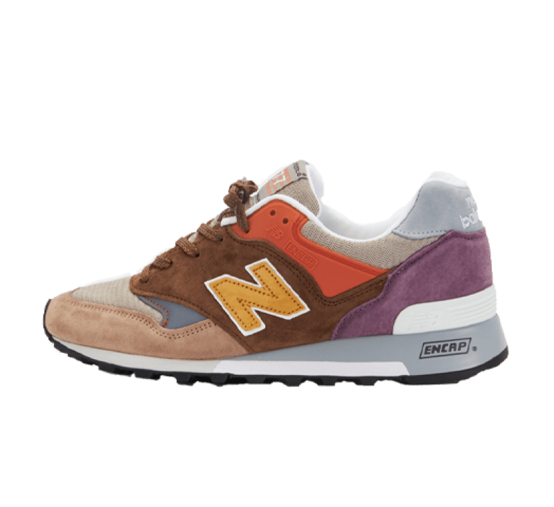 New Balance M577DS Desaturated Pack Sand/Grey Made in England