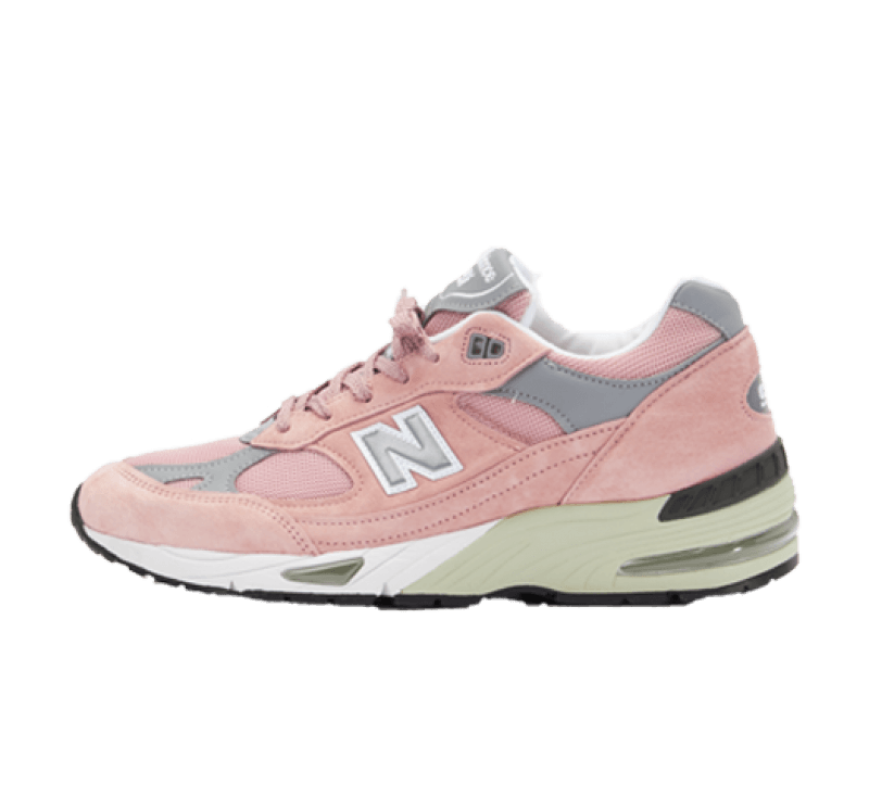 New Balance M991PNK Pink/Grey Made in England