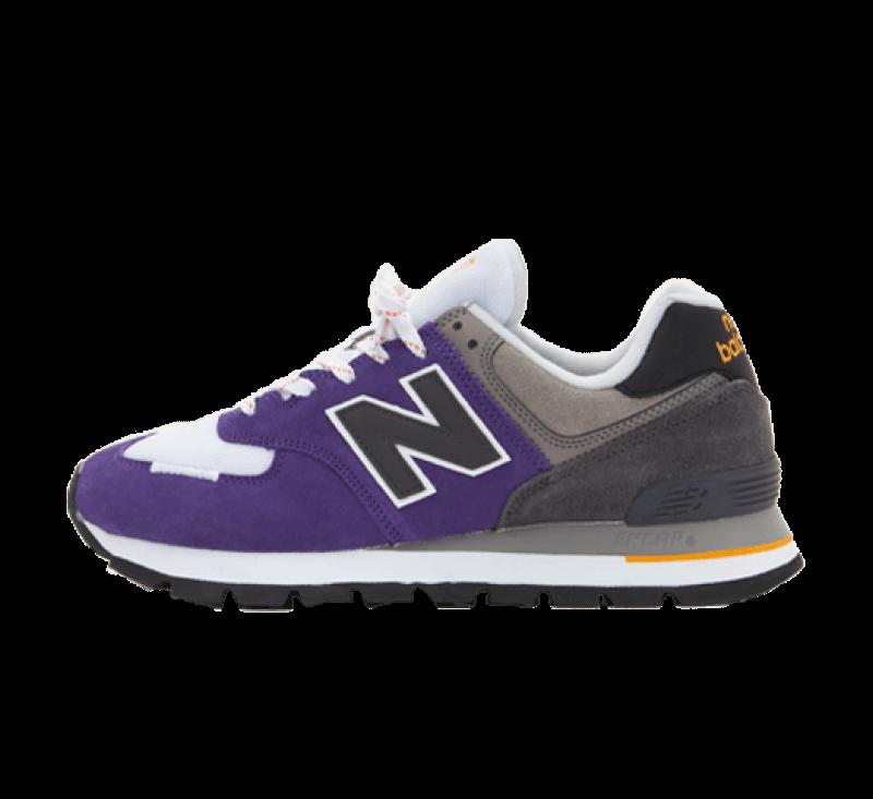 New Balance ML574DTB Prism Purple/Marblehead