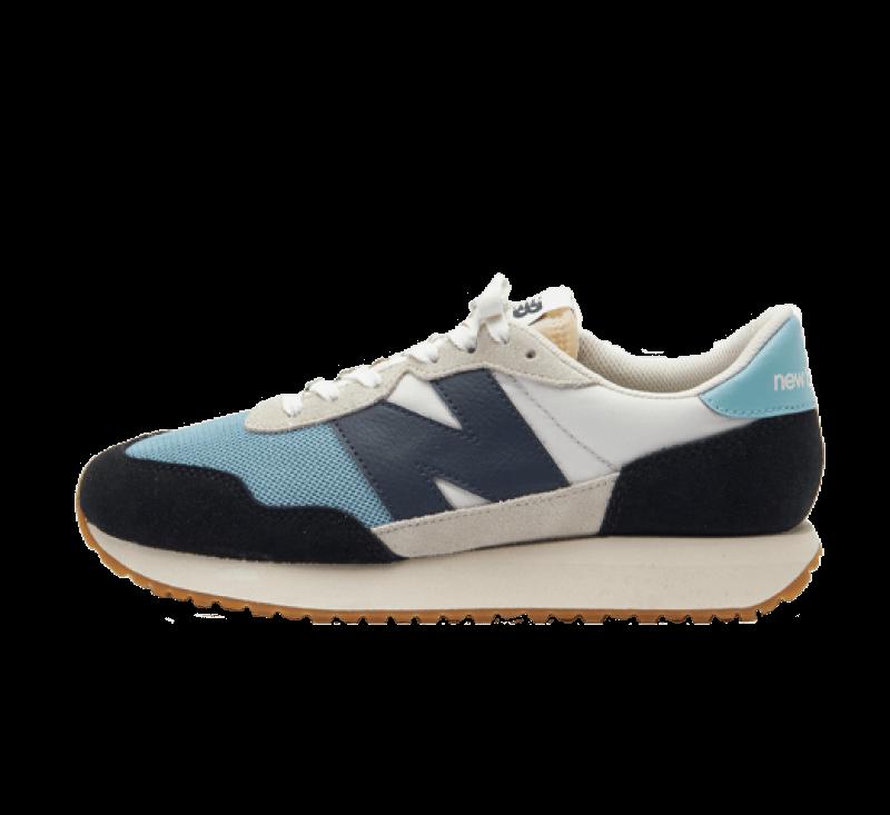 New Balance MS237HL1 Blue / Grey