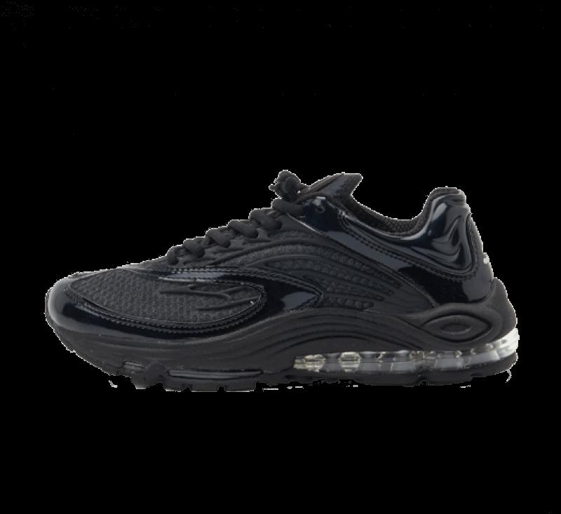 Nike Air Tuned Max Black / Metallic Silver