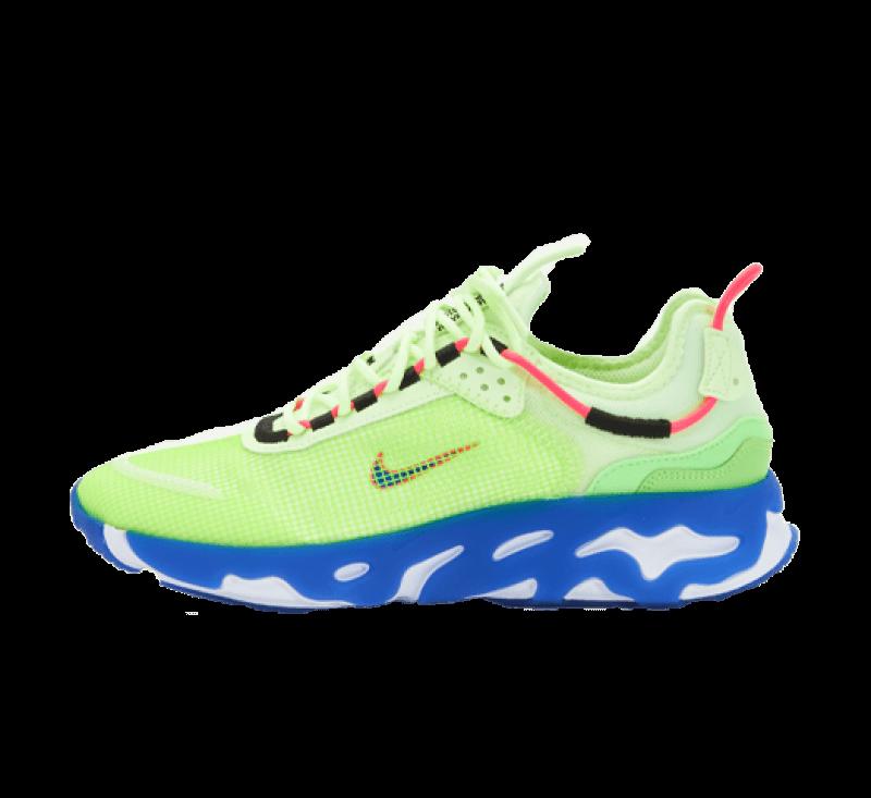 Nike React Live Premium Barely Volt/Hyper Royal-Electric Green