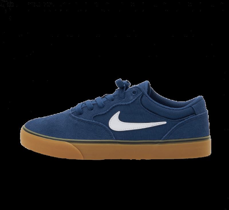 Nike SB Chron 2 Navy / White