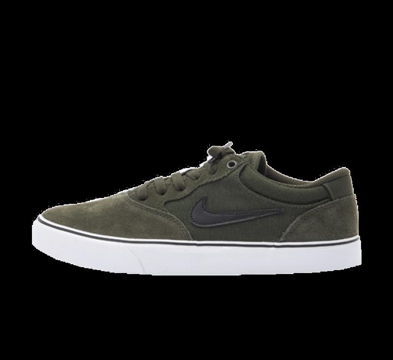 Nike SB Chron 2 Sequoia / Black