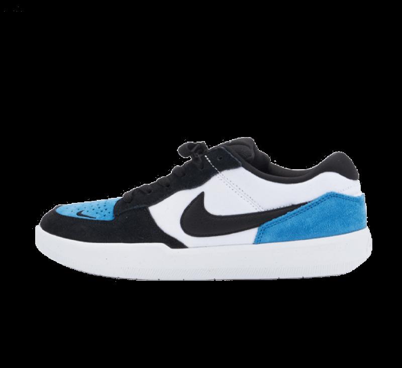 Nike SB Force 58 Dutch Blue/Black-White