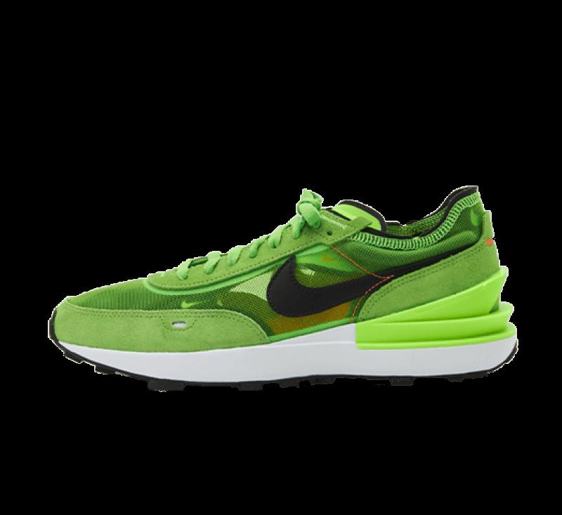 Nike Waffle One Electric Green/White