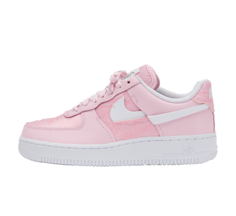 Nike Women's Air Force 1 LXX Pink Foam/White-Black