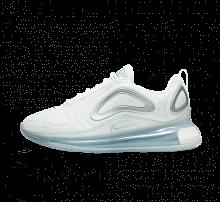 Nike Women's Air Max 720 Summit White/Metallic Silver