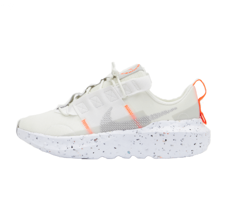 Nike Women's Crater Impact Summit White/Grey Fog-Platinum Tint