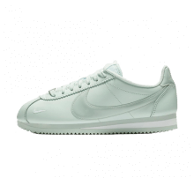Nike Women's Classic Cortez Premium Barely Grey/White