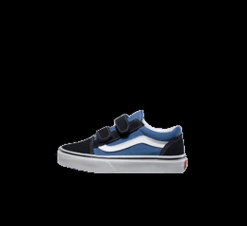 Vans Old Skool V Navy/White