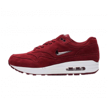 Nike Air Max 1 Premium SC Team Red/Metallic Dark Grey