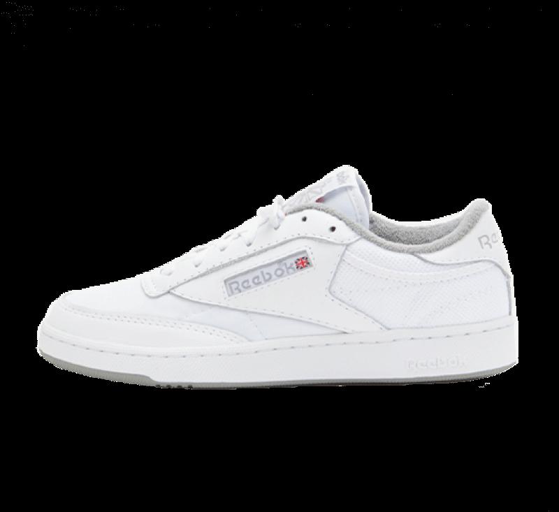 Reebok Club C 1985 TV Footwear White/Pure Grey 4
