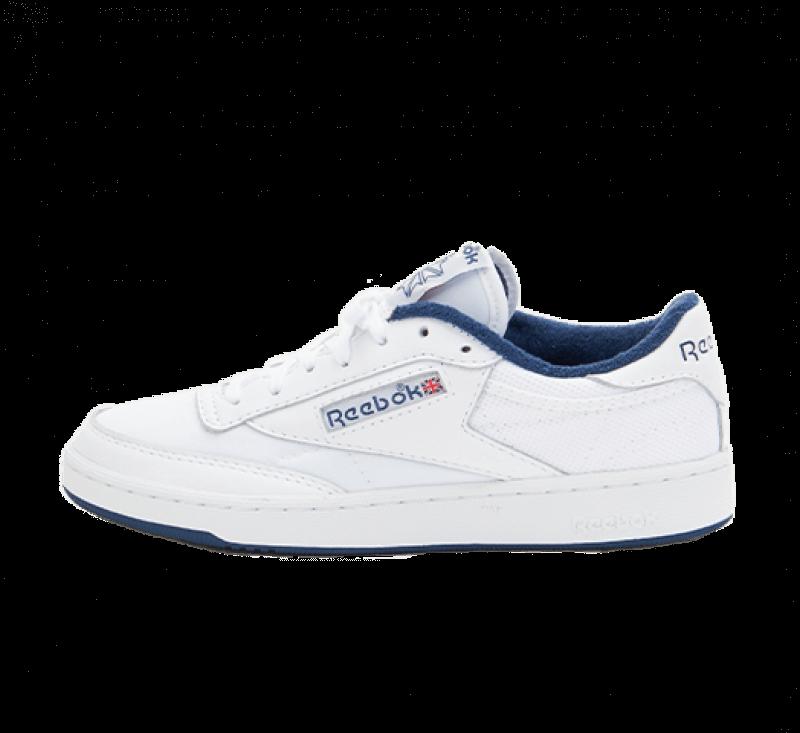 Reebok Club C 1985 TV Footwear White/Blue