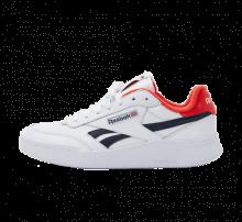 Reebok Club C Revenge Legacy Footwear White/Vector Navy-Dynamic Red