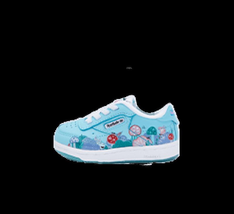 Reebok x Peppa Pig Club C Digital Blue/Core Black-Footwear White