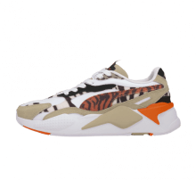 Puma Women's RS-X3 Wildcats Pale Khaki/Puma White