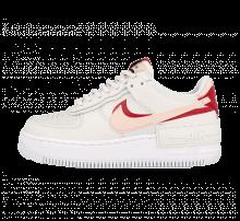 Nike Women's Air Force 1 Shadow Phantom/Echo Pink-Red