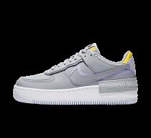 Nike Women's Air Force 1 Shadow Wolf Grey/Lavender Mist