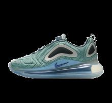 Nike Women's Air Max 720 Northern Light Metallic Silver/Midnight Navy