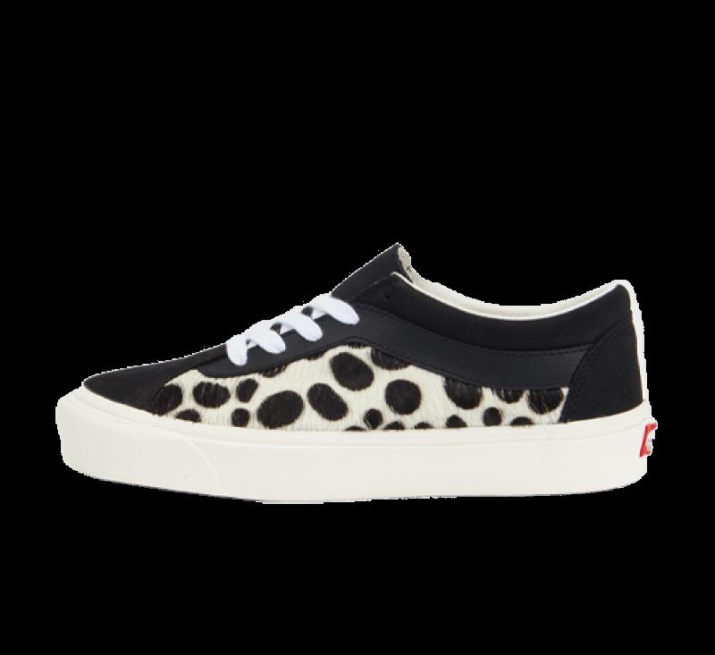 Vans Bold NI Dalmatian Black/True White