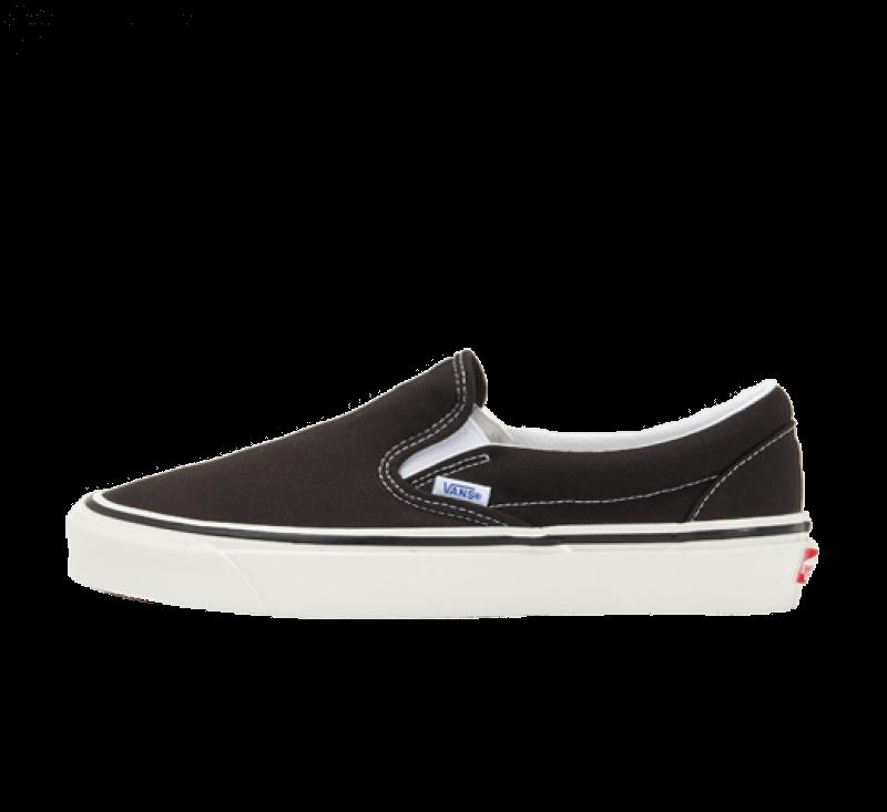 Vans Classic Slip-On 98 DX Anaheim Factory OG Black