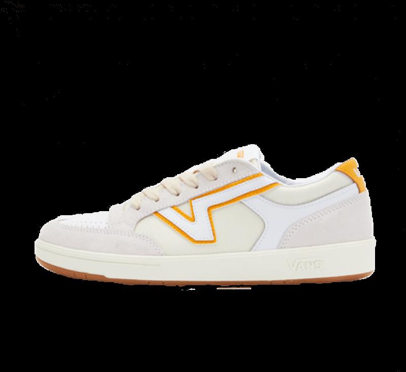 Vans Lowland CC White/Saffron