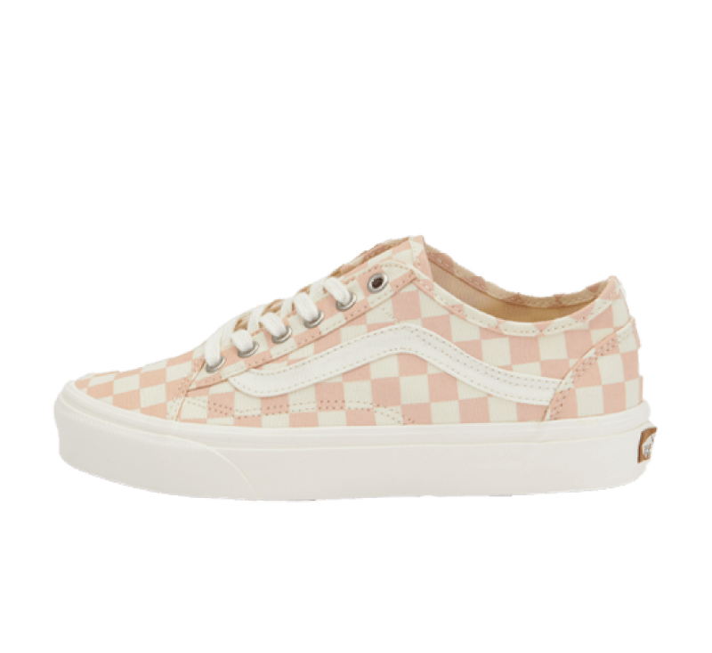 Vans Women's Old Skool Tapered Eco Theory Peachy Keen/Natural
