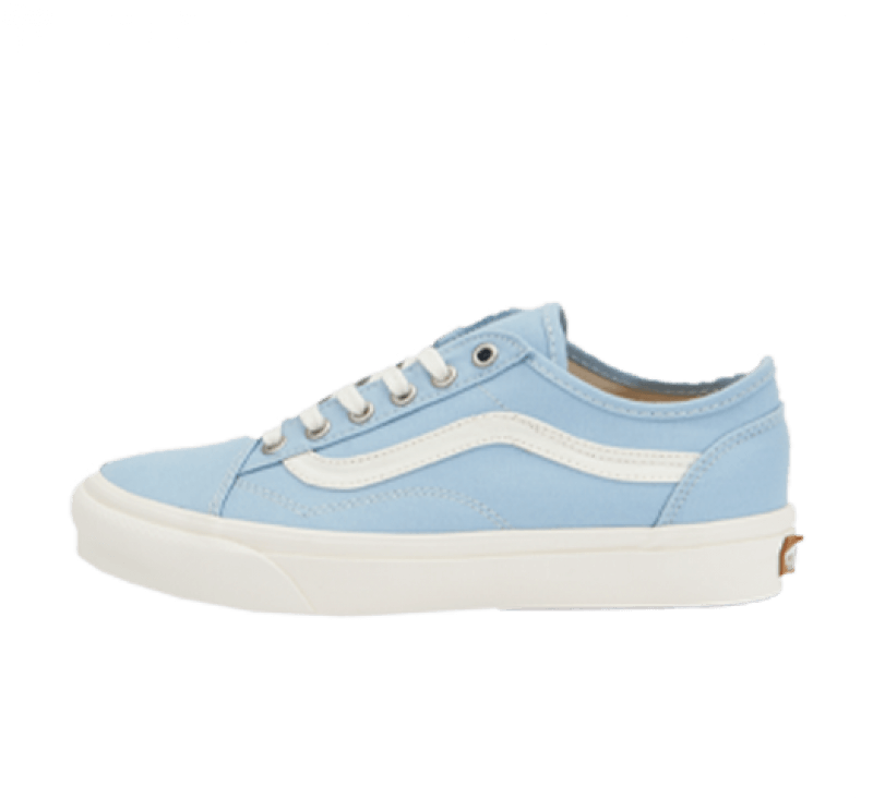 Vans Women's Old Skool Tapered Eco Theory Winter Sky/Natural
