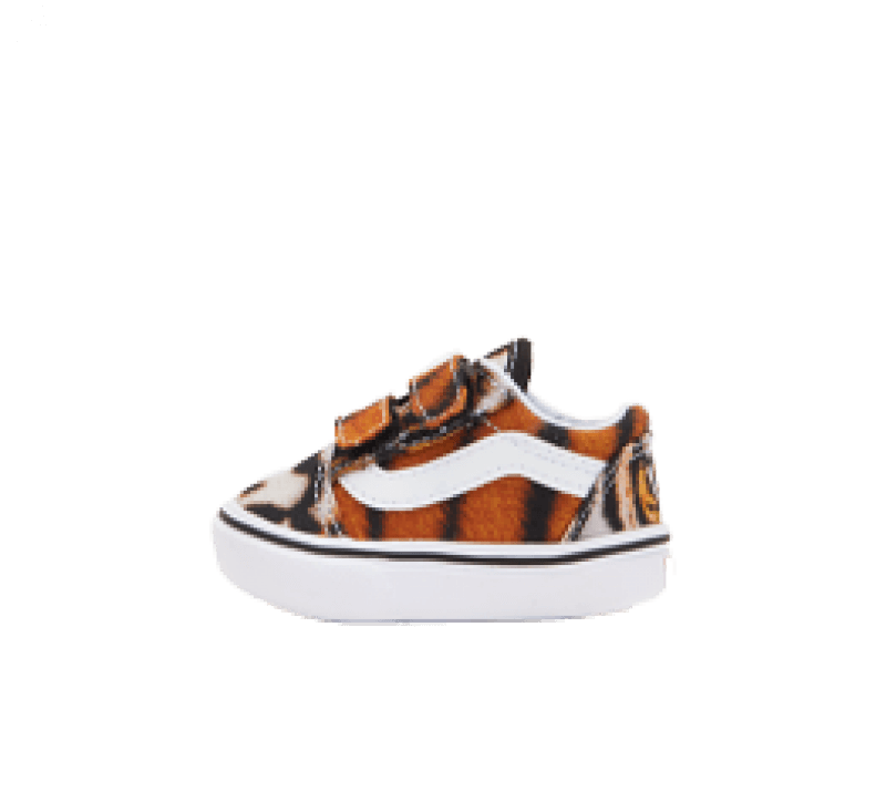 Vans x Project CAT Old Skool  V Discovery/Multi Tiger