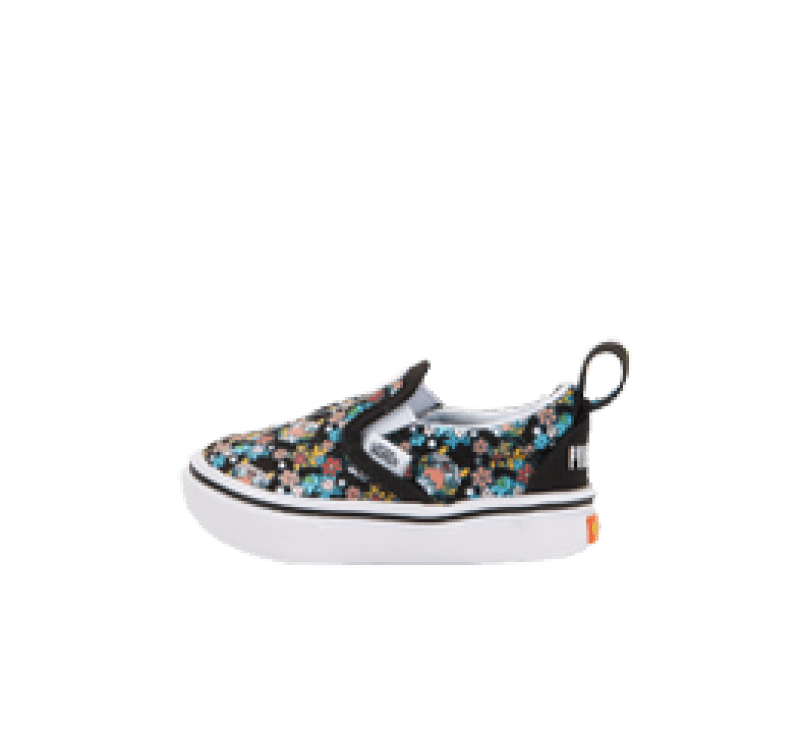 Vans x Project CAT Slip-On Discovery Tiger Floral