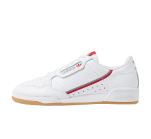 Adidas Continental 80 Cloud White/Grey Three-Red