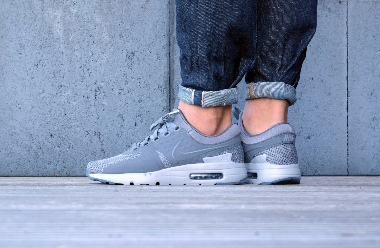 norway nike air max zero grey gold 44191 cc542