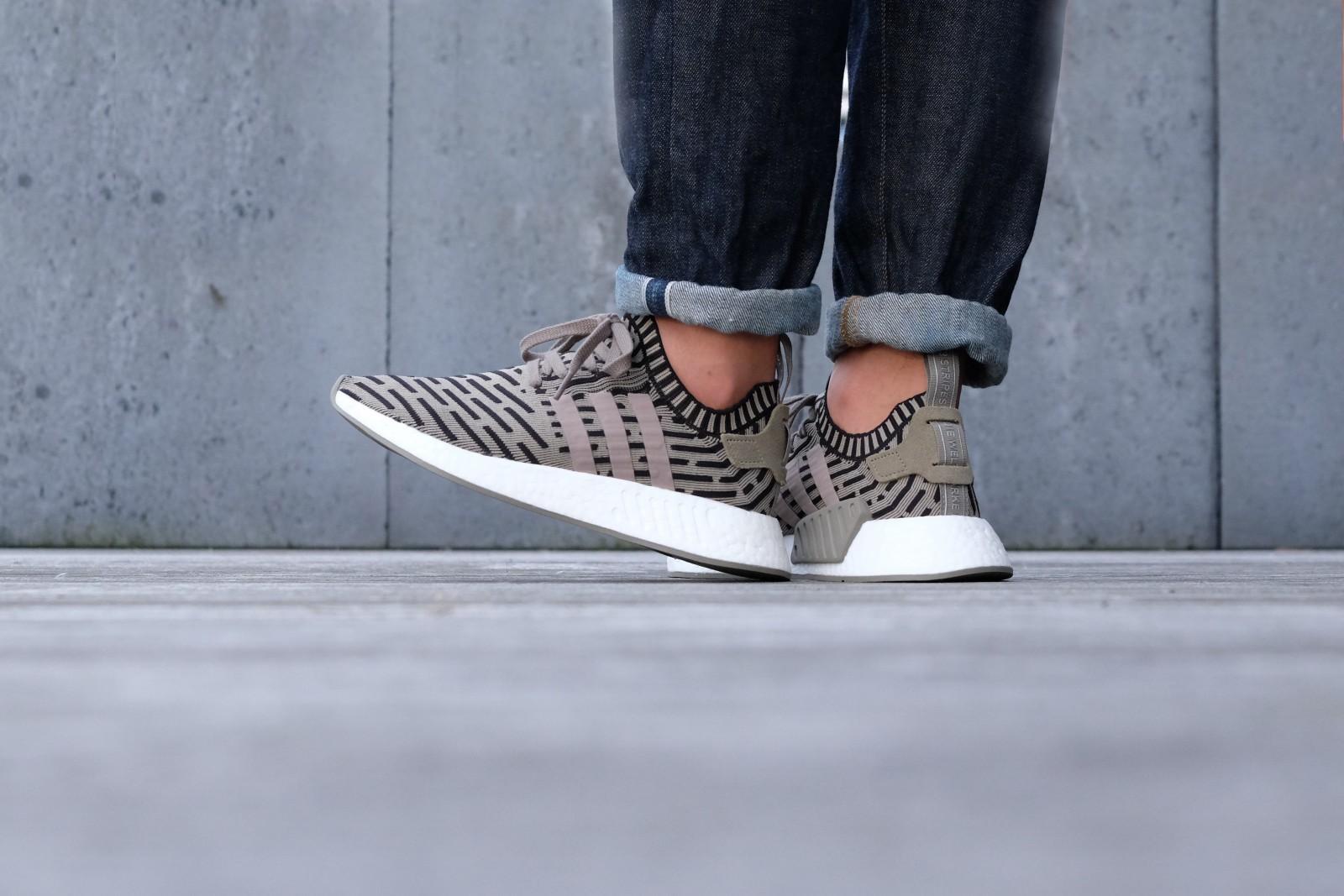 Adidas Debuts The NMD R2 Primeknit
