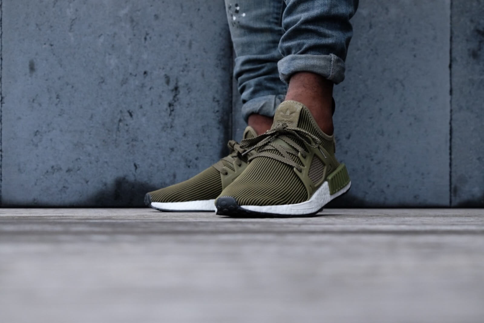 adidas Men's NMD XR1 Duck Camo Sneakers for $127 free shipping