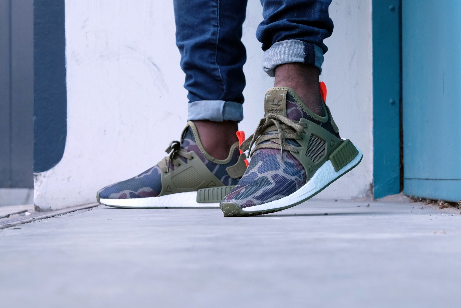 cab30d1ab Three New adidas NMD XR1 Colorways Drop