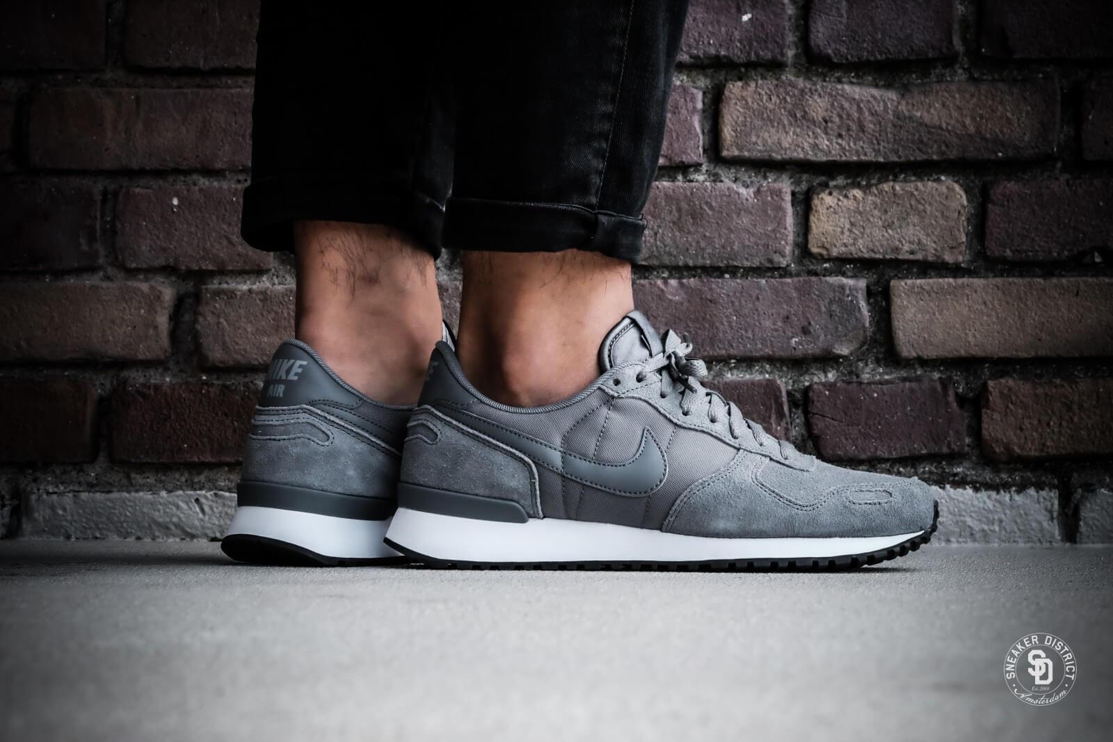 Nike Air Vortex Leather Cool GreyWhite Black 918206 002