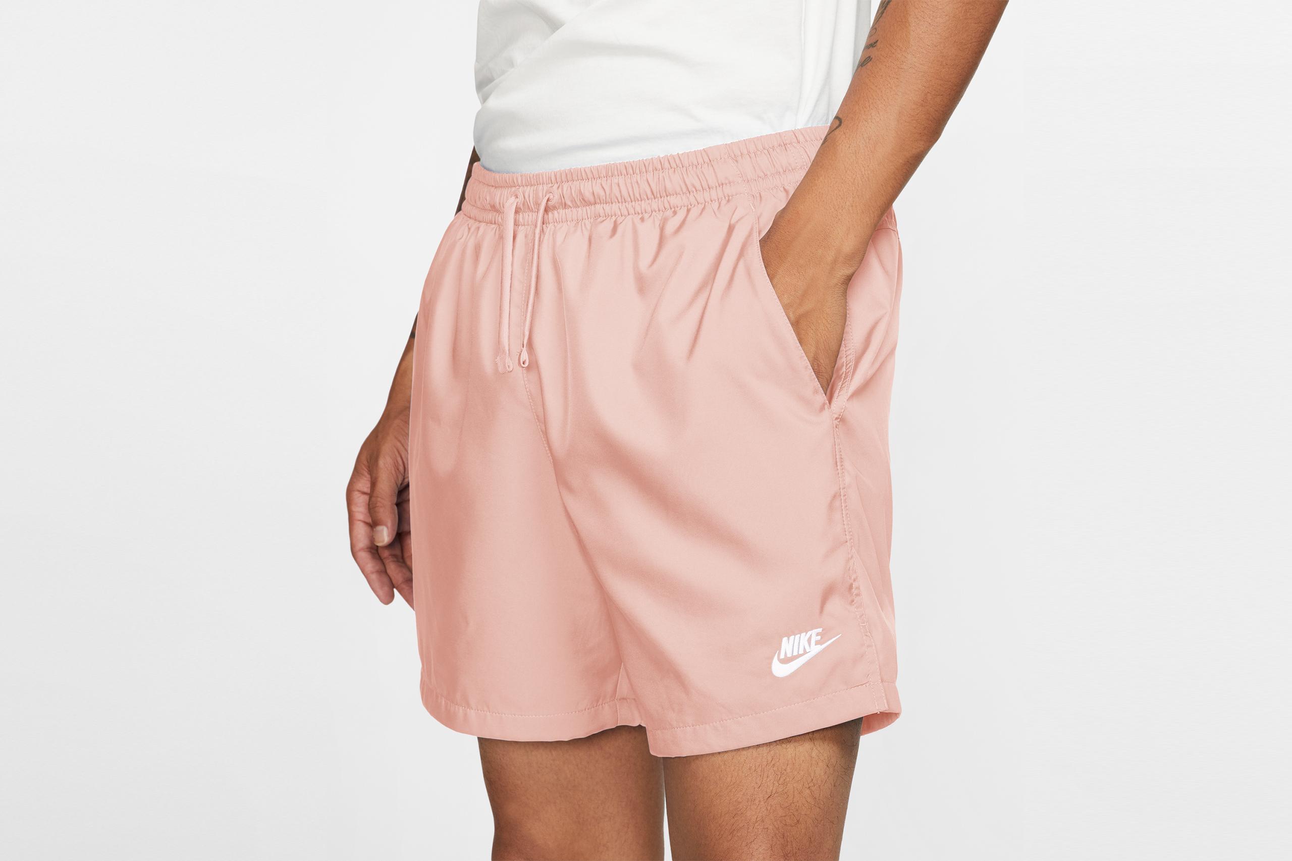 Nike NSW Woven Shorts Arctic Orange/White