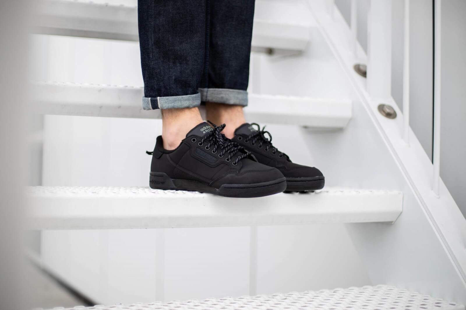 Adidas Continental 80 Core Black - FV4631