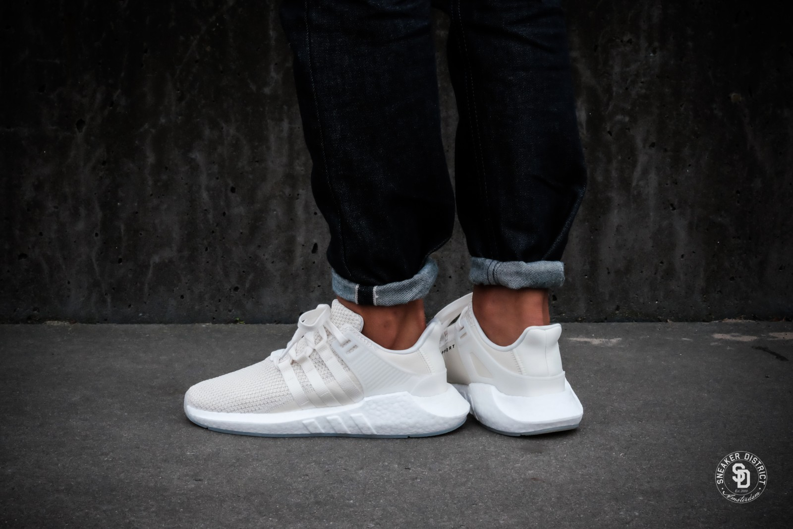 Adidas EQT Support 9317 Off WhiteFootwear White BZ0586