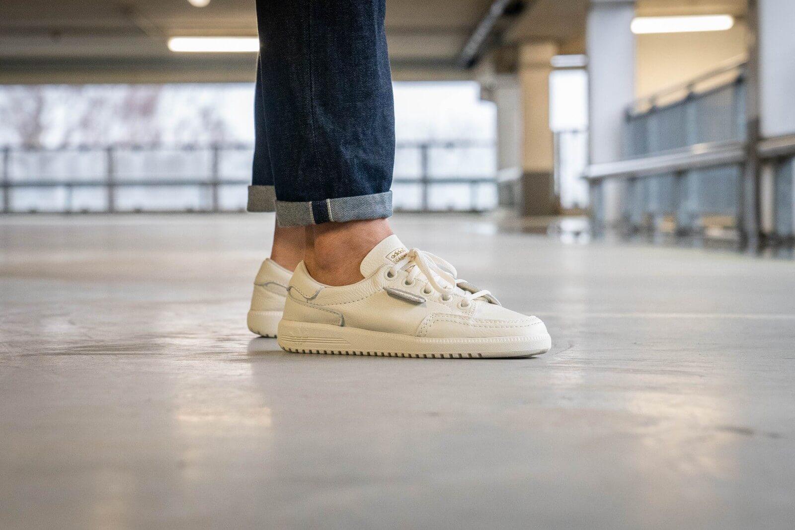 adidas garwen white off 65% - www
