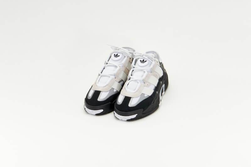 Adidas Niteball Cloud White/Core Black-Silver Metallic