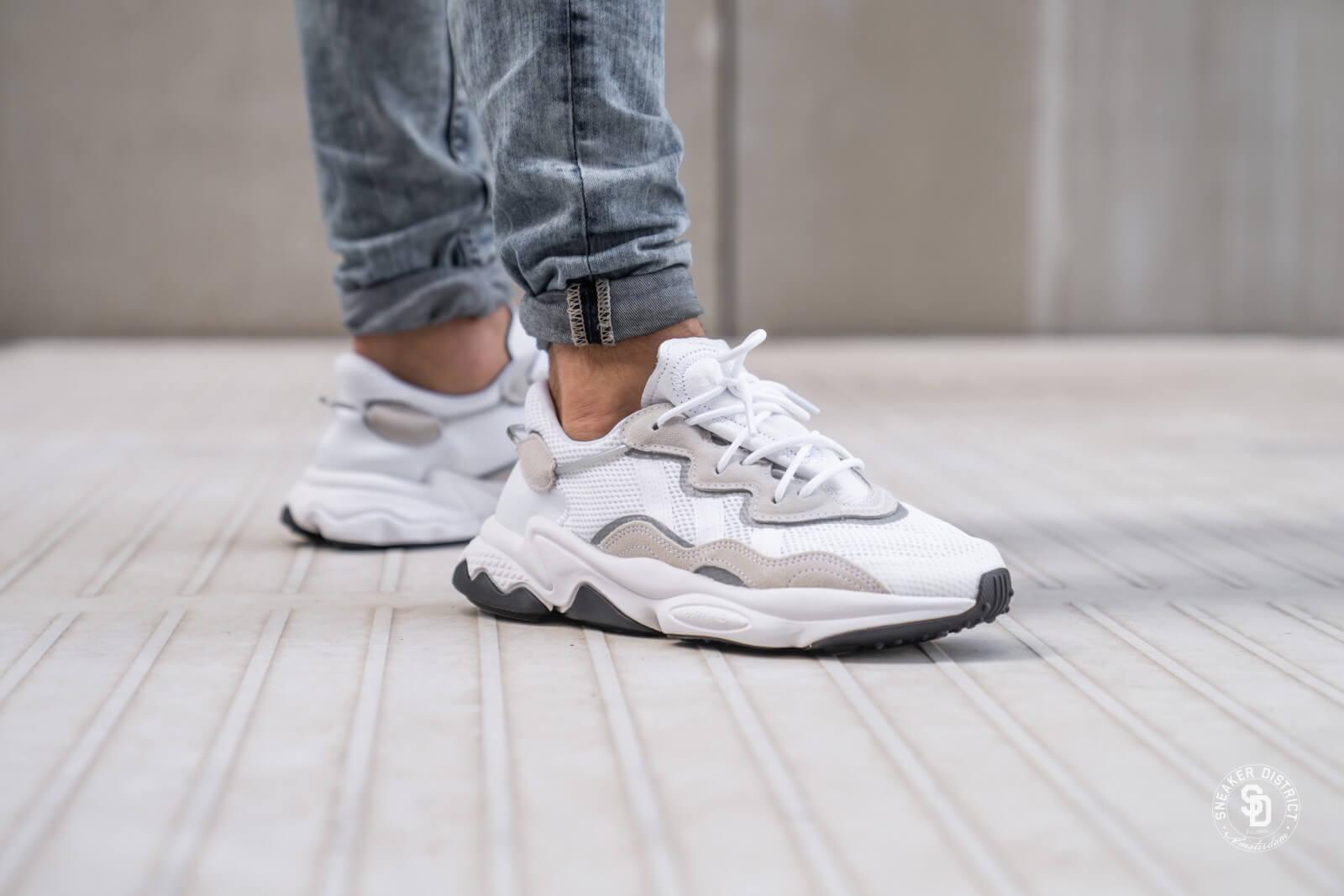 Adidas Ozweego Footwear White/Core Black - EE6464
