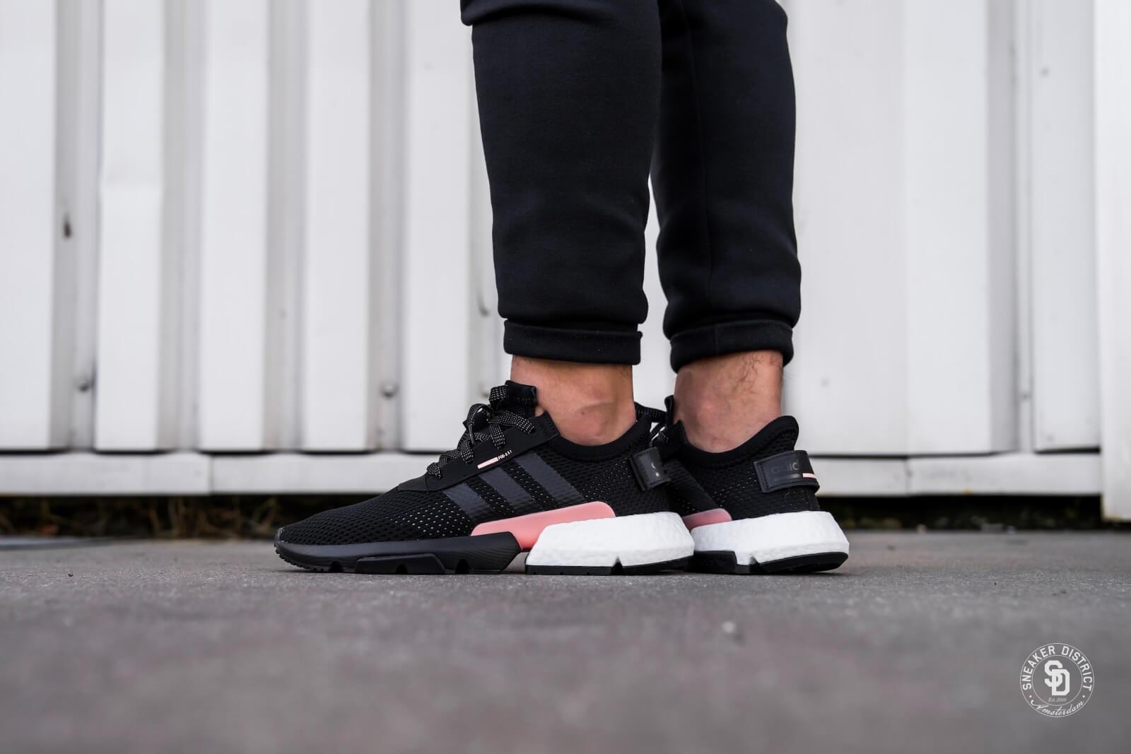 Athletic Shoes B37447 Adidas Men POD S3.1 black core black