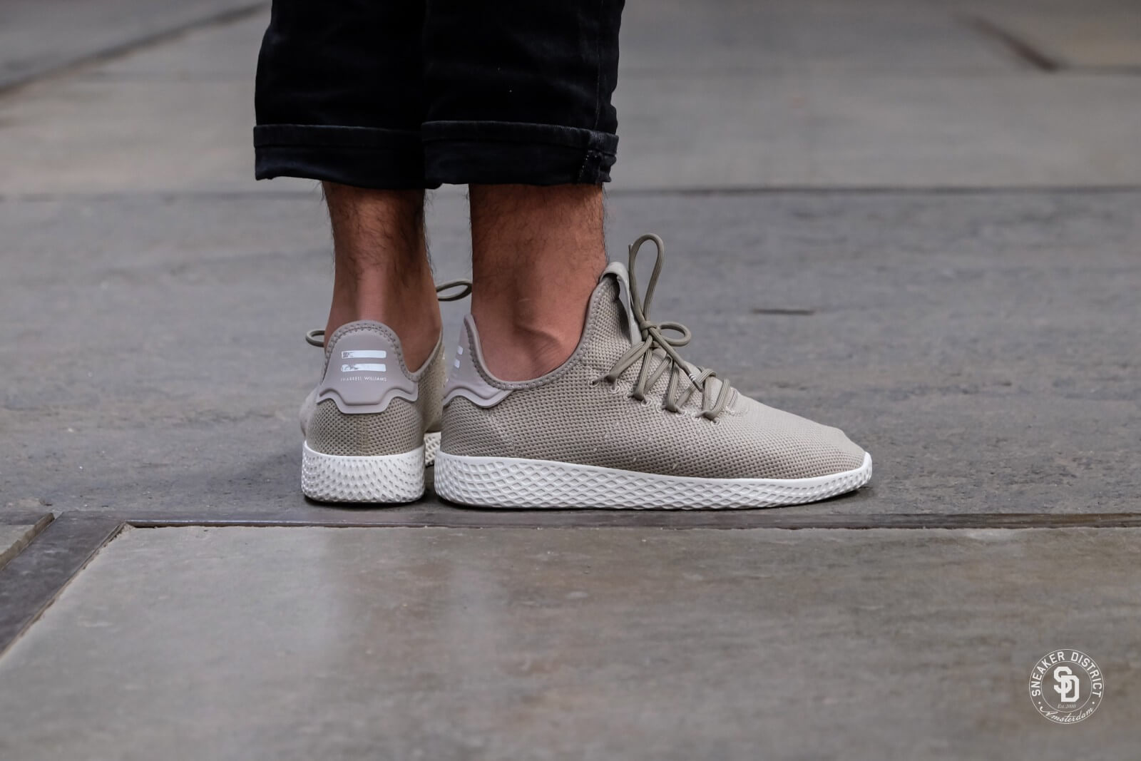 adidas PW Tennis HU shoes beige