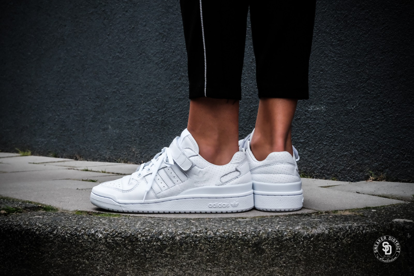 adidas low refined sneakers Shop